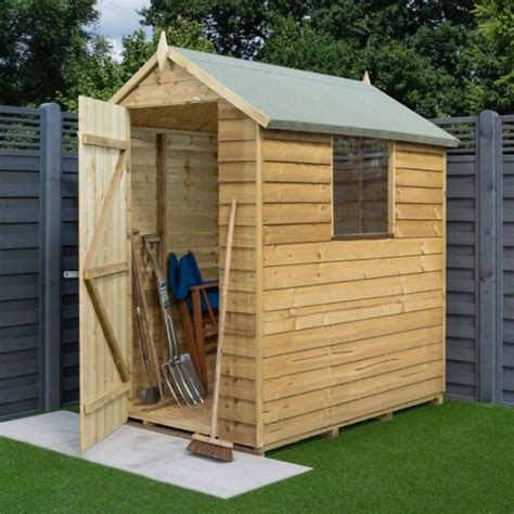 Wooden Sheds 6x4