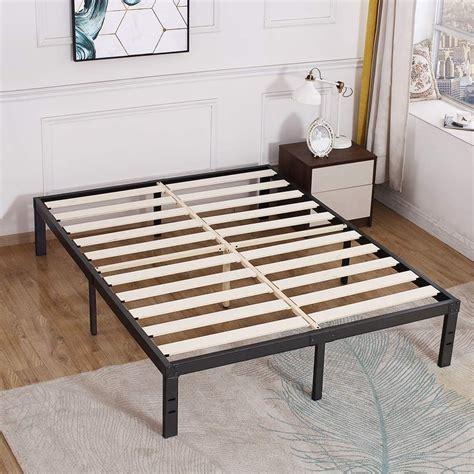 Wooden Slat Bed Frame