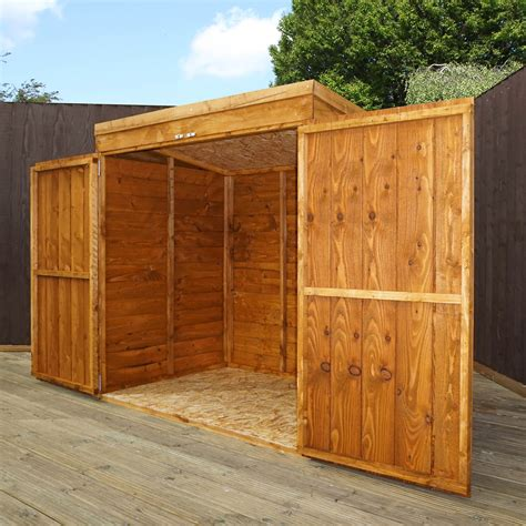 Wooden Storage Garden