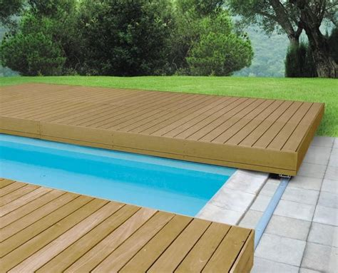 Wooden Swimming Pool Covers