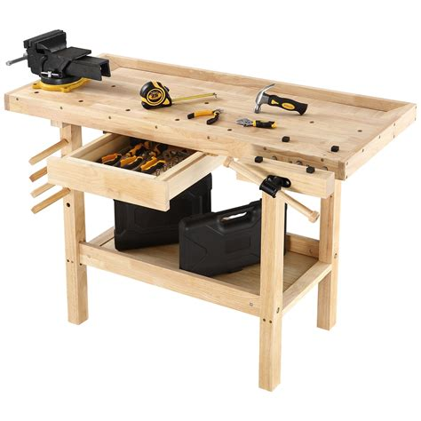 Wooden Tool Bench