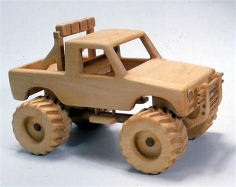 Wooden Toy Woodworking Plans