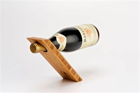 Wooden Wine Holder Balance