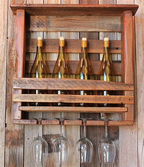 Wooden Wine Rack Ideas