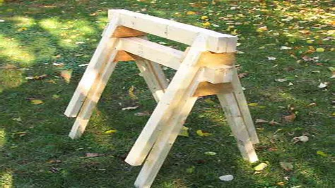 Woodgears Sawhorse