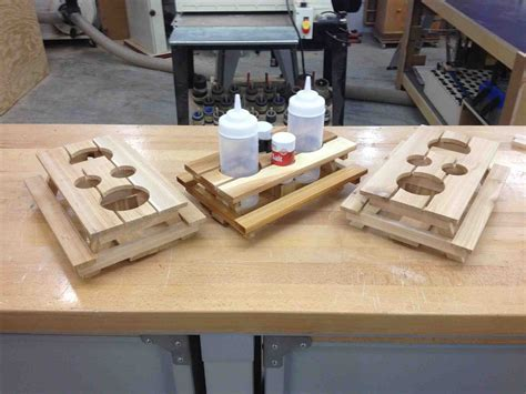 Woodshop Project Ideas