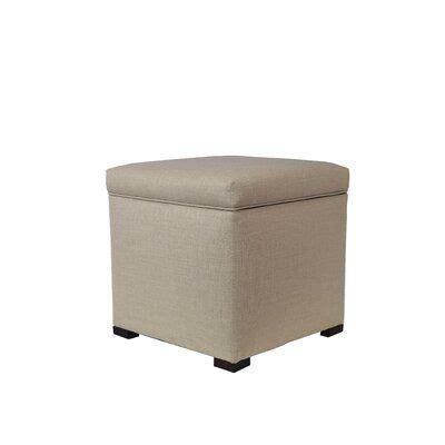 Woodside Cube Ottoman