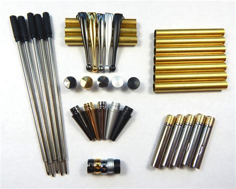 Woodturning Pen Kits