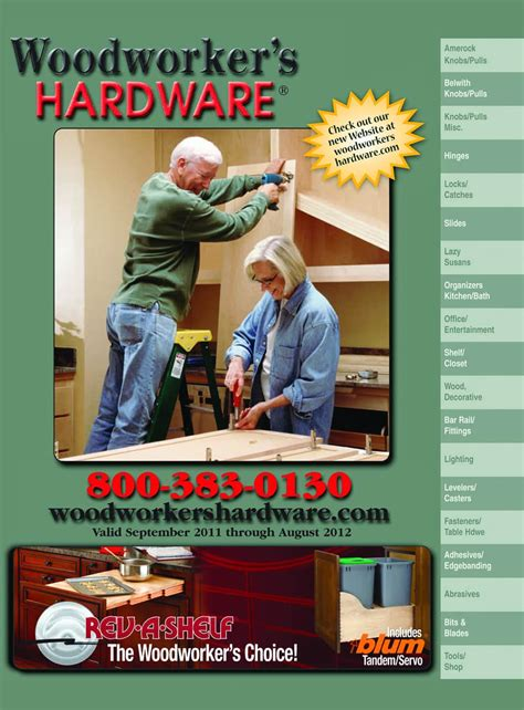 Woodworkers Hardware