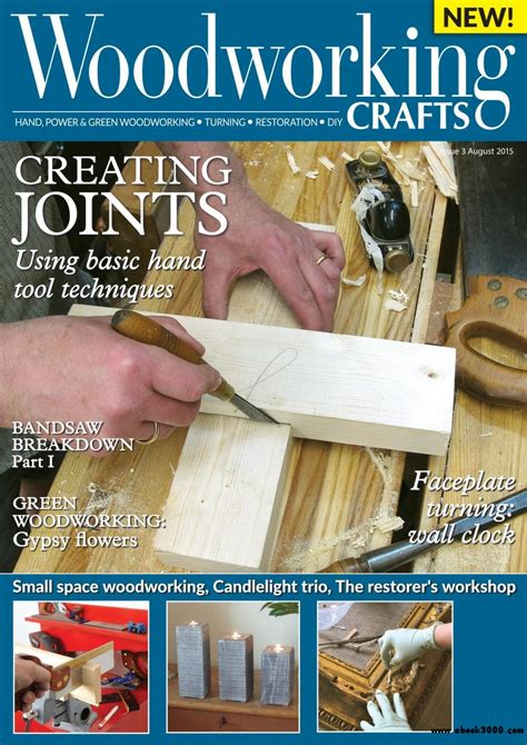 woodworking at home magazine