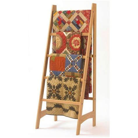 woodworking quilt ladder plans