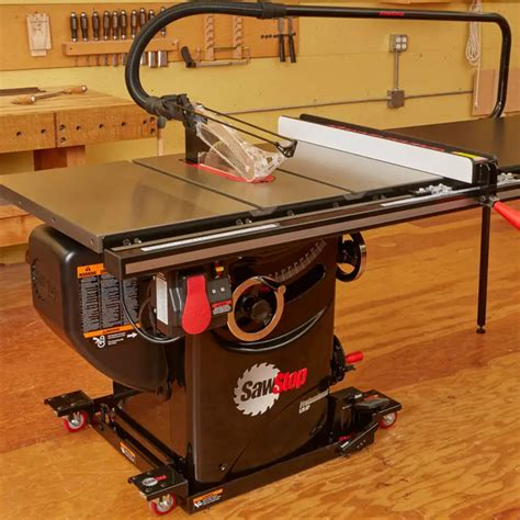 woodworking saw table