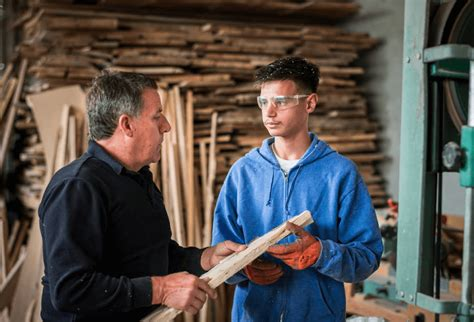 Woodworking Apprenticeship