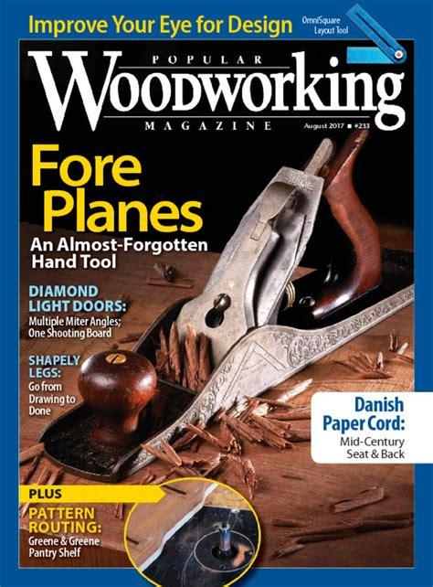 Woodworking News Magazine