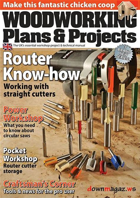 Woodworking Plans And Projects Magazine Uk