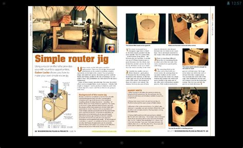 Woodworking Plans App