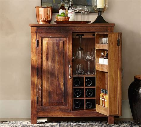 Woodworking Plans Bar Cabinet