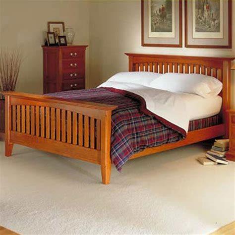 Woodworking Plans For Bed