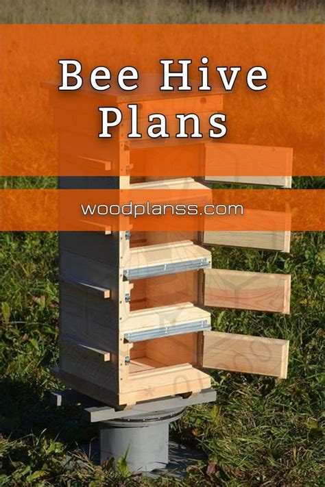 Woodworking Plans For Beehive