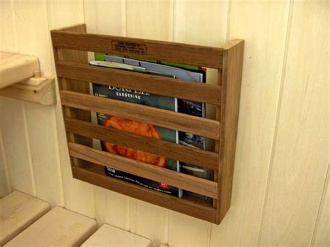 Woodworking Plans For Wall Magazine Rack