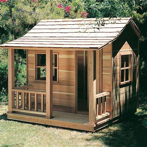 Woodworking Plans Playhouse