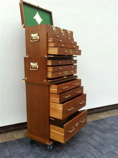 Woodworking Tool Chest