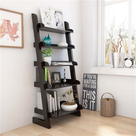 Wootton Leaning Ladder Bookcase