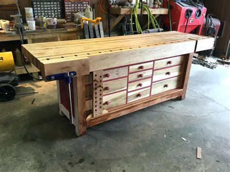 Workbench Drawers Diy