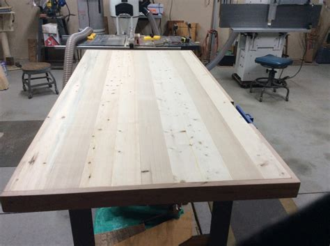 Workbench Top Material