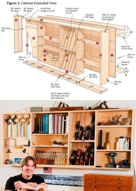 Workshop Cabinet Plans