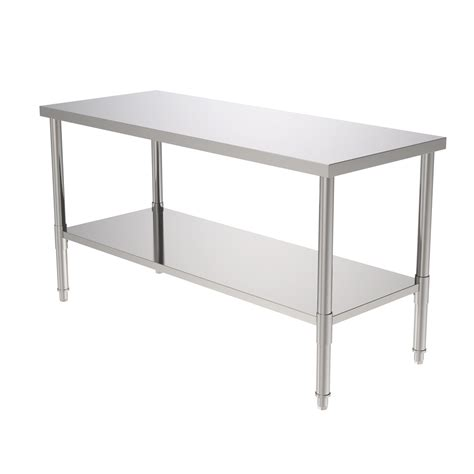 Worktable Utility Prep Table