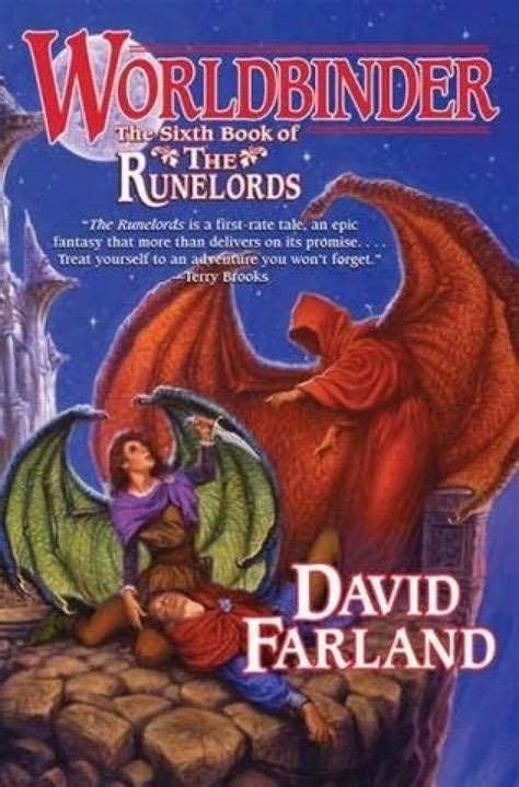 Read Books Worldbinder (Runelords, #6) Online