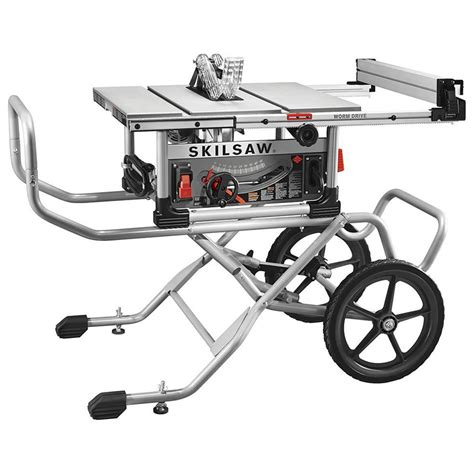 Worm Drive Table Saw