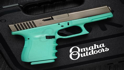 Glock-19 Worn Glock 19.