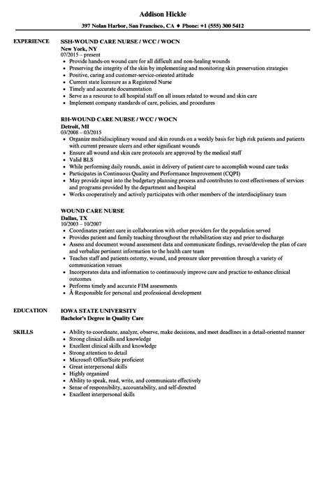 sample resume for rn heals program sample resume for rn heals