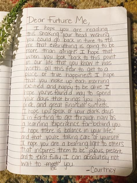 Write A Letter To Your School Going Younger Brother Letter To My Younger Self By Mike Bossy
