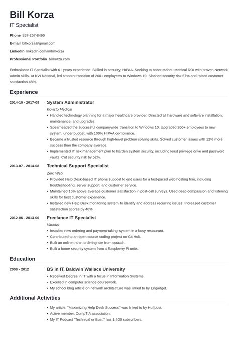 College Paper Writing Service resume profile example Write my ...