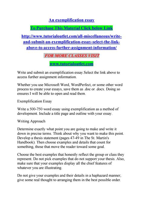 examples of exemplification essay exemplification essay examples  writer essay youth sample exemplification essay 1 wiredprof exemplification essay example examples of exemplification essay