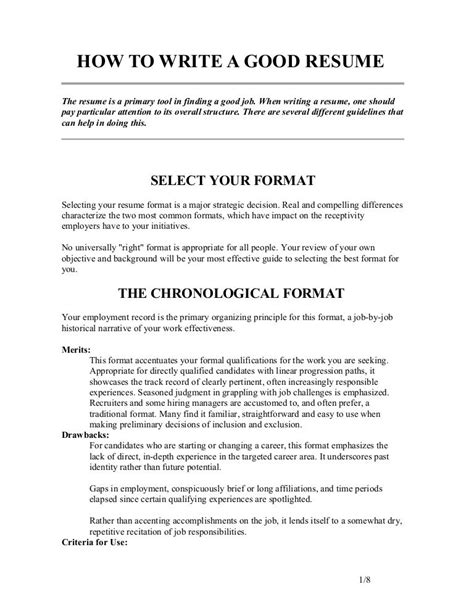 writing great resume 44 resume writing tips writing a great resume