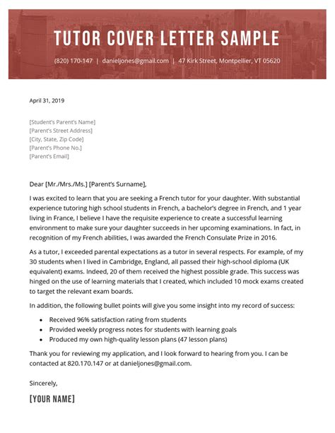 Curriculum Vitae Template Doctor - Writing tutor cover letter