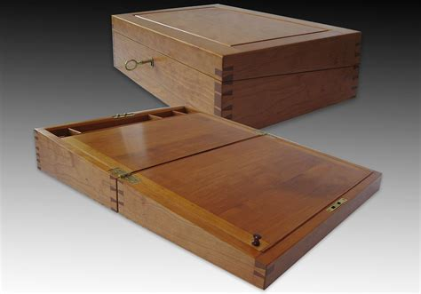 Writing Box Woodworking Plans