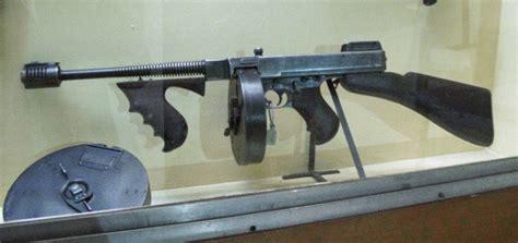 Tommy-Gun Ww1 Tommy Gun.