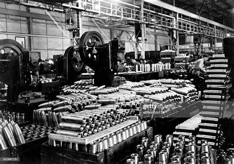 Ammunition Wwii German Ammunition Factory.