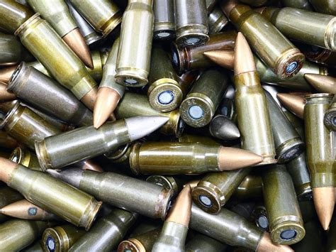 Ammunition Wwii German Rifle Ammunition.