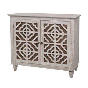 Wynsum 2 Door Accent Cabinet