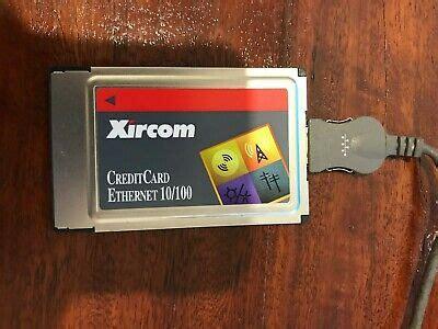 Xircom Creditcard Ethernet 10100 Driver