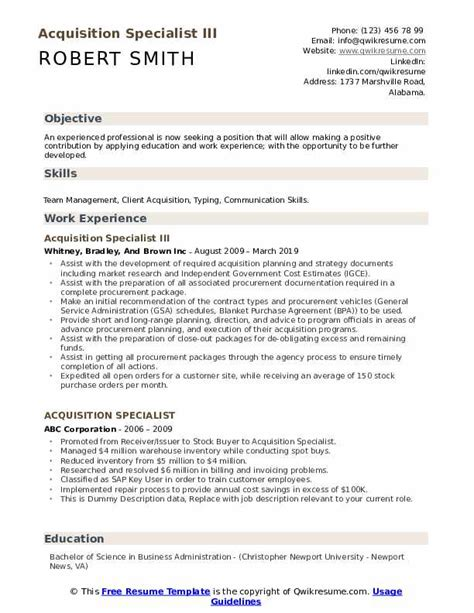 xml specialist resume sample 3 resume sample for experienced download now