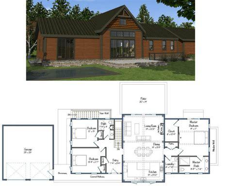 Yankee Barn Home Plans