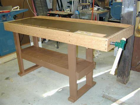 Yankee Workshop Workbench Plans