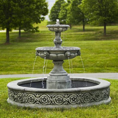 Yard Water Fountain